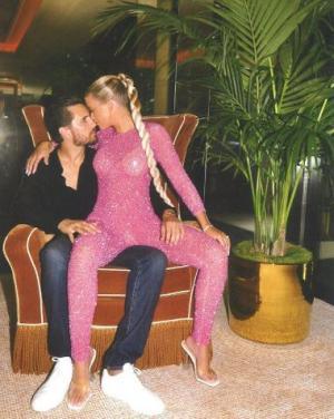 Scott Disick and Sofia Richie
