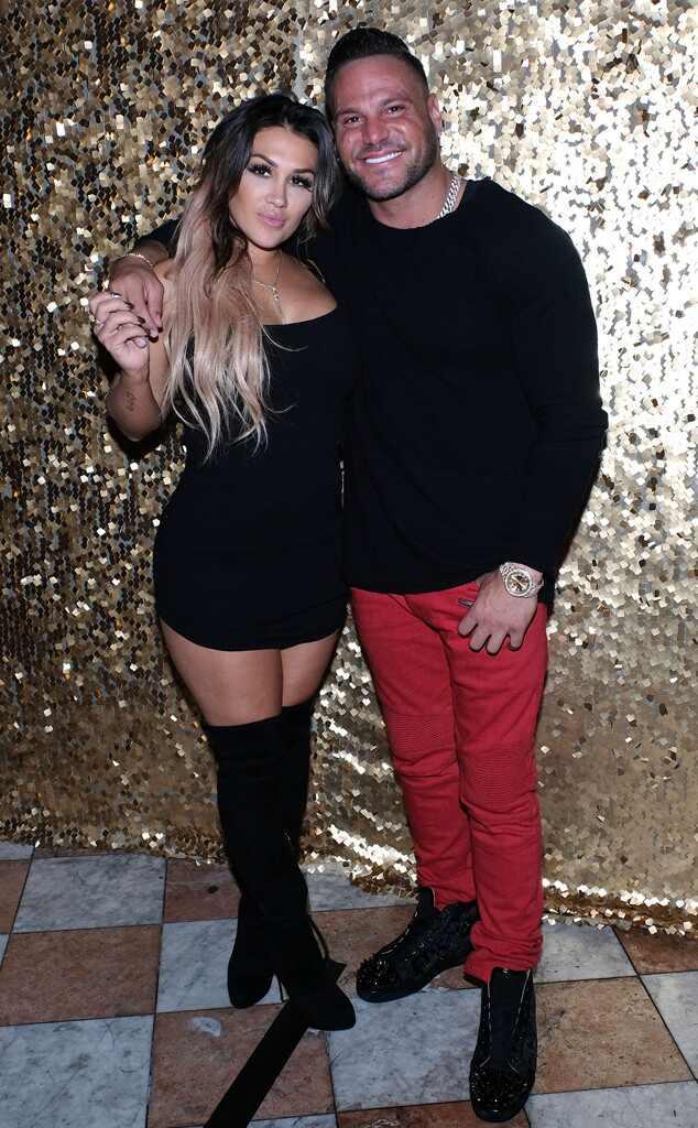 Ronnie Ortiz & Jen Harley