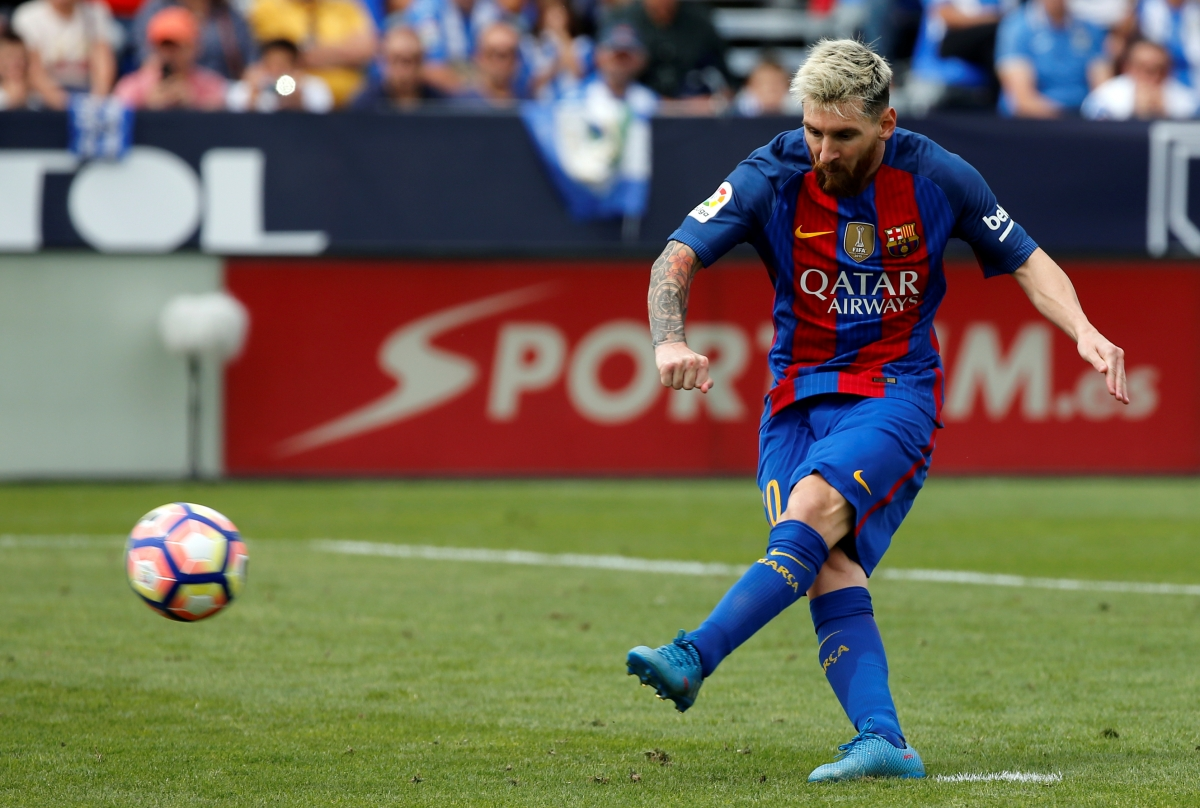 Messi Position