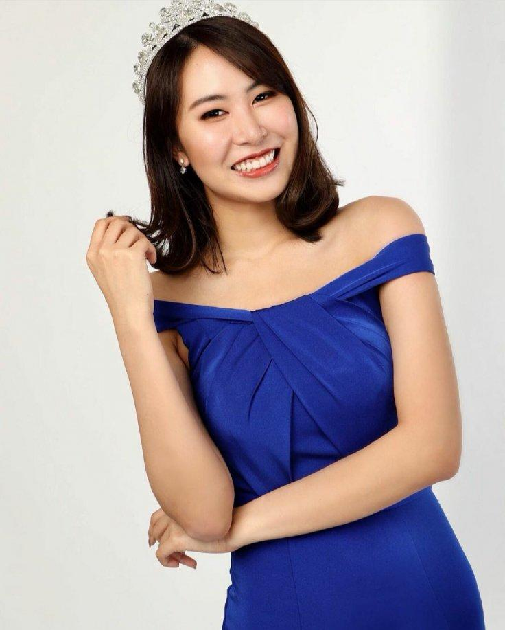 Charlotte Chia Miss Singapore International 2019
