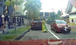 Boy hit by car