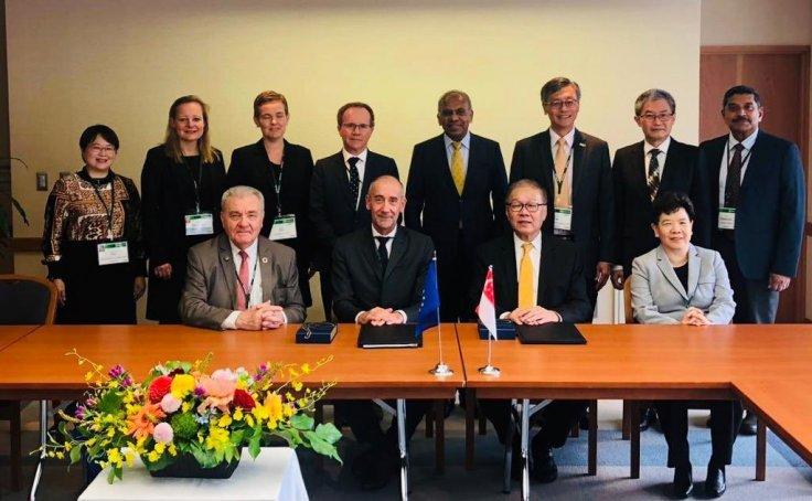 New initiative between EU & Singapore set to inspire more scientific collaboration