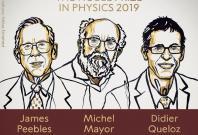 2019 Nobel physics