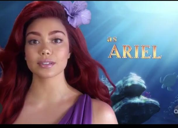 Disney's 'The Little Mermaid Live!' teaser ups adrenalin ...