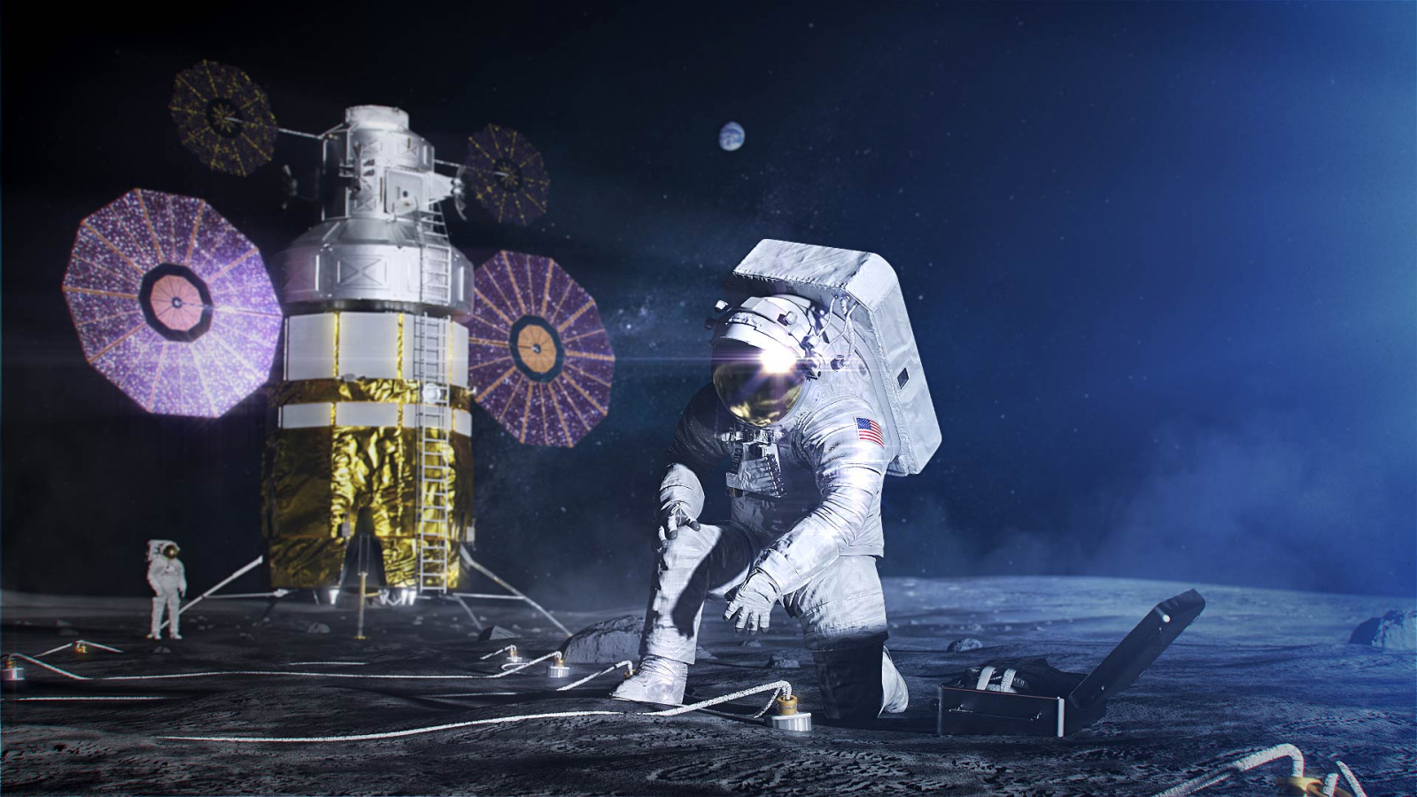 NASA to send Viper robot to scout water ice on Lunar surface