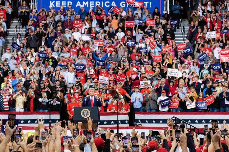 Donald Trump Minnesota Rally Keep America Great2020