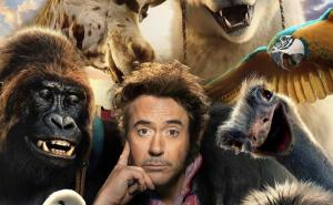 "Robert Downey Jr. in ""Dolittle"""