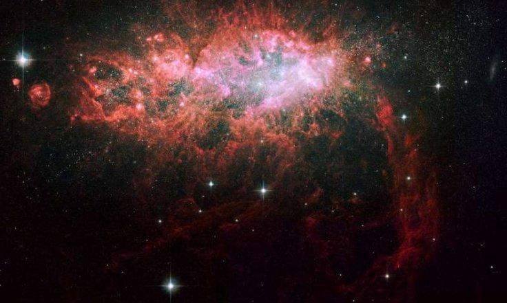 Star-forming galaxy