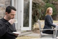 """A still from """"Succession"""""""