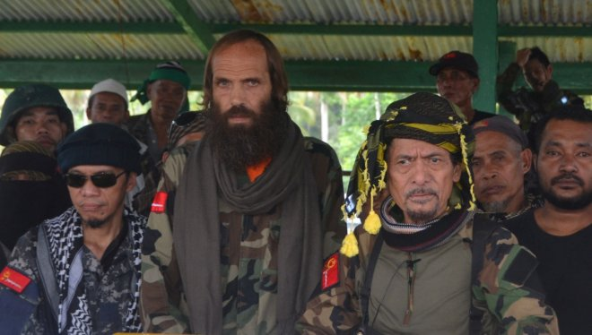 Abu Sayyaf militants release Indonesian sailor kidnapped in Sulu sea