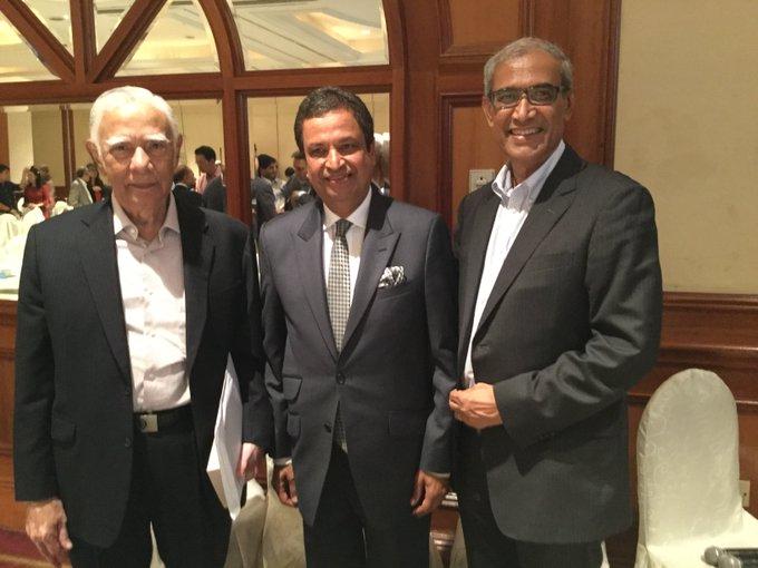 Zainul Abidin Rasheed (Right)