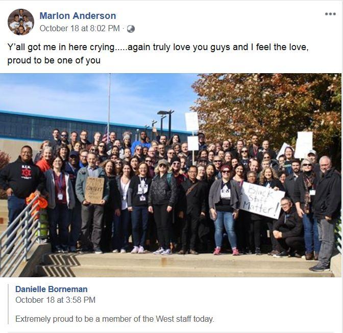 Anderson Facebook