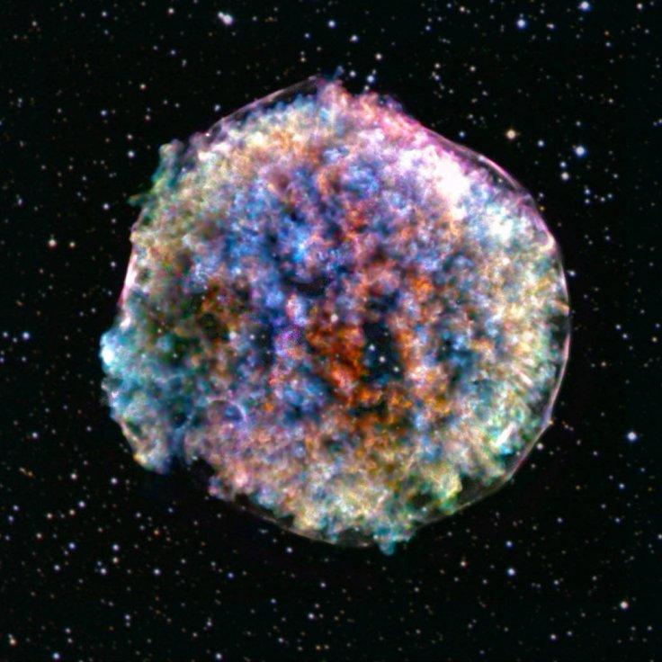 Tycho Supernova