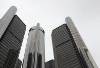 General motors Renaissance Center, Detroit