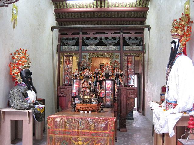 Taoist deities