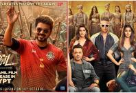 Vijay's Bigil takes on Akshay Kumar's Housefull