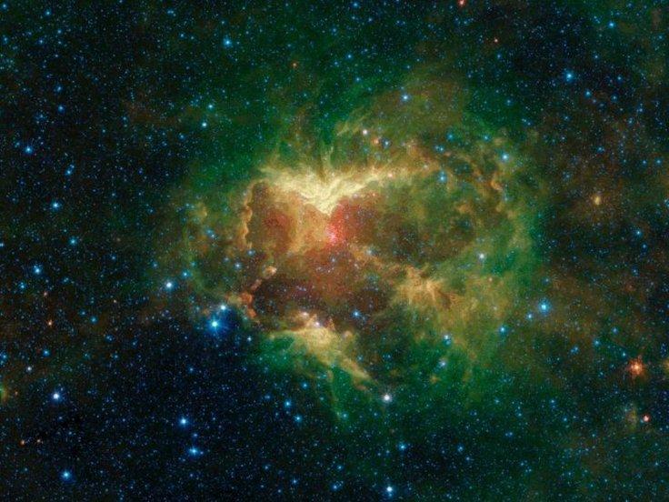 Jack-o-Lantern Nebula