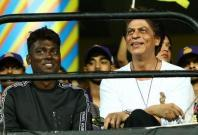 Atlee Kumar with Shah Rukh Khan