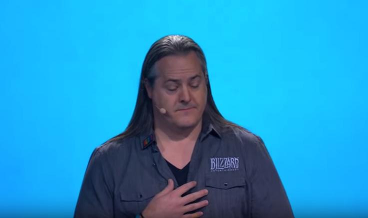 Blizzard President J. Allen Brack