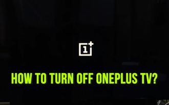 how-to-turn-off-oneplus-tv