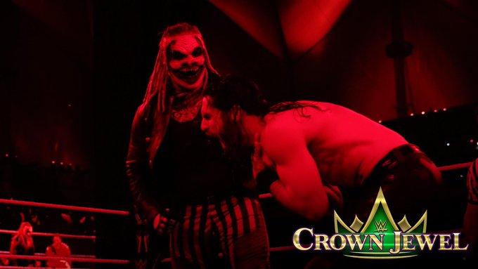 Bray Wyatt vs Seth Rollins