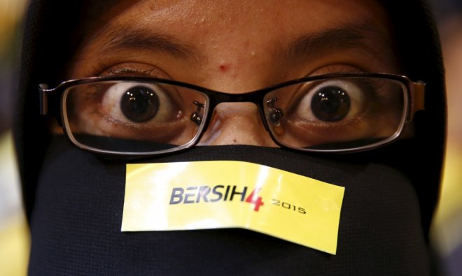 Malaysia's crackdown on political dissent tightened in 2015: Amnesty