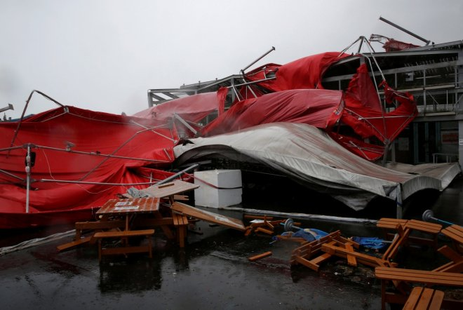 Typhoon Megi to cause landfall in Taiwan; thousands evacuated