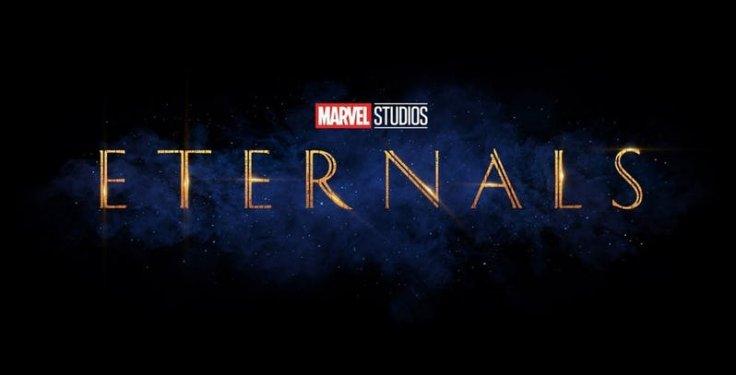 Marvel's The Eternals banner