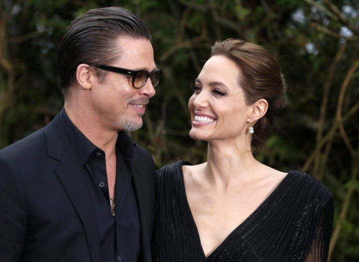 Angelina Jolie filed for divorce from Brad Pitt