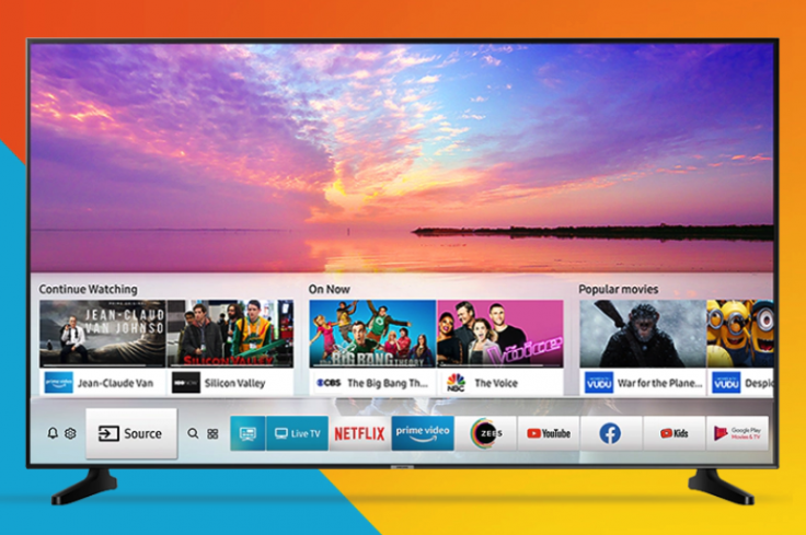 Samsung Smart TV,