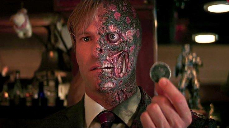 The Dark Knight Aaron Eckhart Harvey Dent
