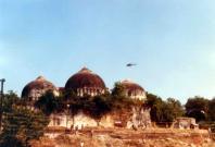 Ayodhya dispute in India