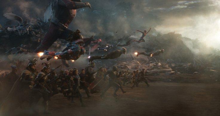 Avengers: Endgame final fight