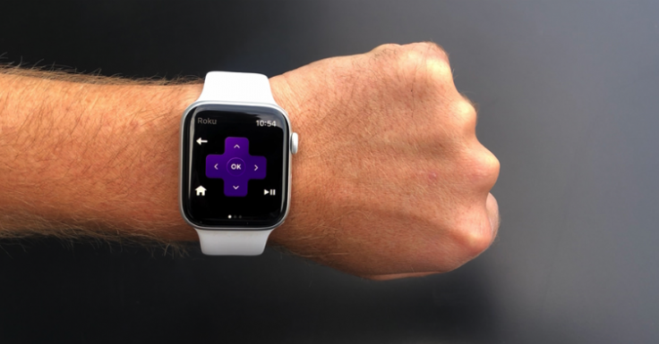 Roku Apple Watch app