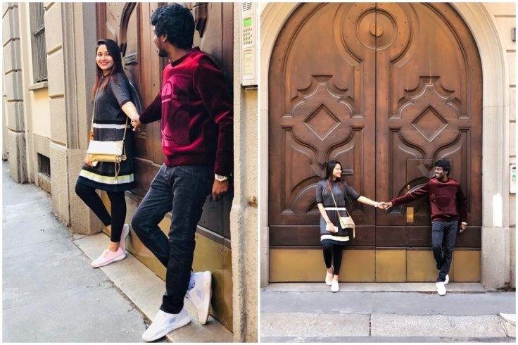 Atlee celebrates his 5th wedding anniversary in Italy