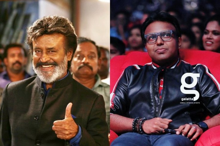 Rajinikanth join hands with D Imman