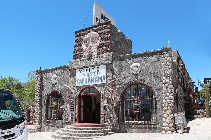 Pachamama Museum, Amaicha del Valle, Argentina
