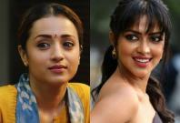 Trisha Krishnan and Amala Paul