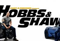 Hobbs & Shaw cover poster