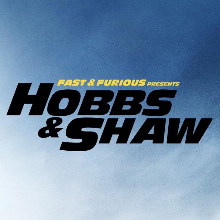 Hobbs & Shaw logo