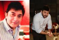 Arvind Swami's New Look for Thalaivi