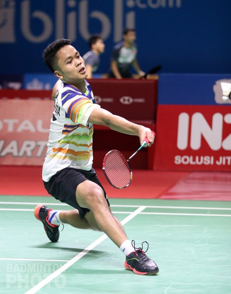 Bwf Hong Kong Open 2019 Local Hero Lee Cheuk Yiu Reaches Final To Face Anthony Sinisuka Ginting