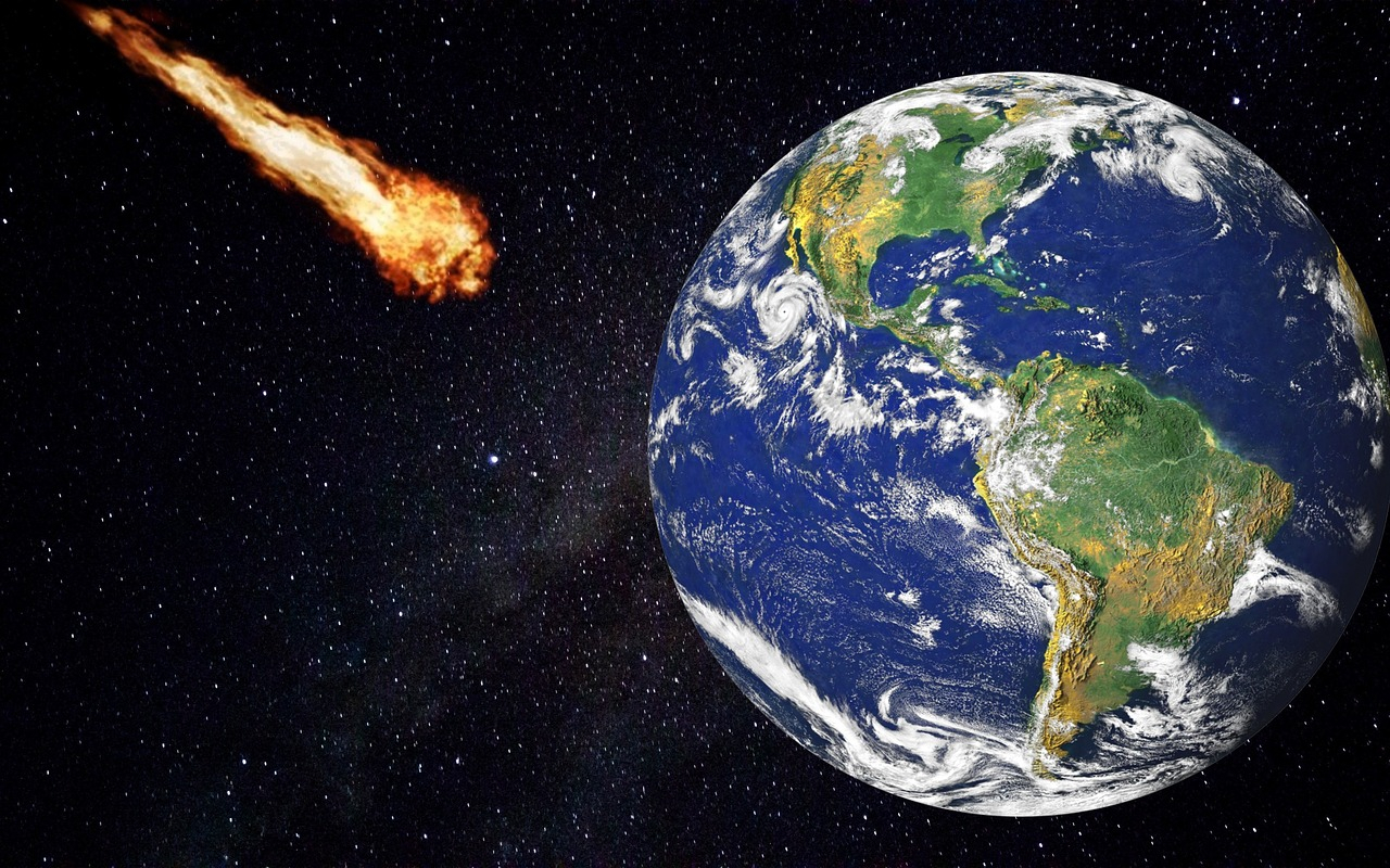 NASA reveals the exact date when rogue asteroid will hit ...