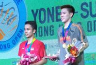 Lee Cheuk Yiu Anthony Ginting
