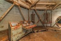 Nuclear missile bunker