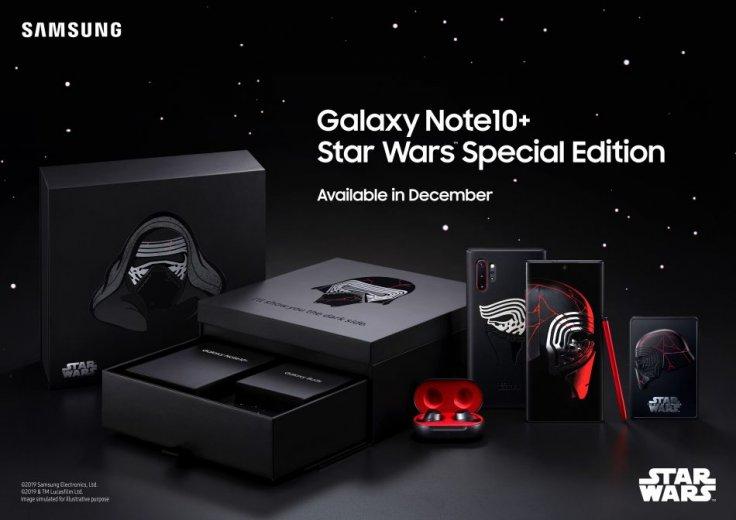 Samsung Galaxy Note10+ Star Wars Edition