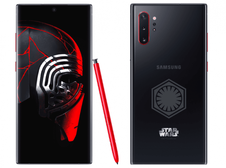 Galaxy Note10+ Star Wars Edition