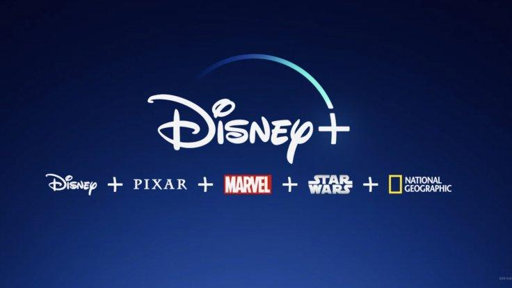 Disney Plus website screenshot
