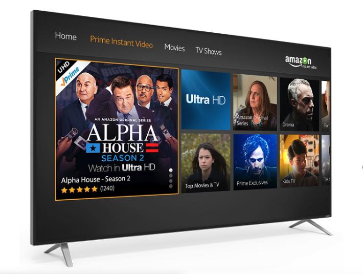 Vizio 50-inch TV