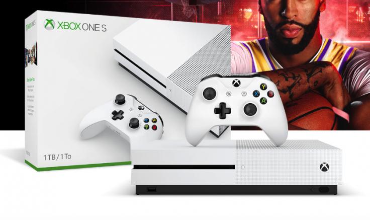 Xbox One S NBA 2K20 Bundle (1TB)